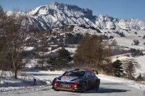 Rallye Monte Carlo: Neuville blijft domineren
