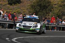 ERC Rally Islas Canarias: Winst voor Kopecky na crash van Kubica