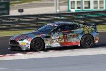 Red Bull Ring: Mooie podiumplaats voor Belgische Street Art Racing