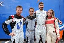 Zolder Superprix: Hanne, Giovanni, Nathan en Alexander geven de toon aan in de Junior Ford Fiesta Sprint Cup