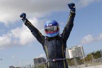 Miami ePrix: Eerste zege voor Nicolas Prost