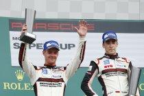 Hockenheim: Cairoli wint Porsche Supercup race na straf voor Müller