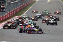 Zuid-Korea: Opnieuw Sebastian Vettel