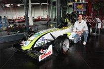 """Jordi Weckx ambieert carrière als racepiloot: """"Ik beschik over de nodige capaciteiten"""""""