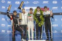 Losail: Guerrieri (Honda) wint laatste WTCC-race, Björk en Volvo wereldkampioen