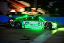 Dries Vanthoor betwist de grote Amerikaanse races met Land Audi