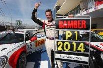 Porsche Supercup: Austin: Earl Bamber behaalt de titel