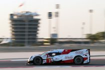 Bahrein: Toyota boven in verlengde eerste vrije training