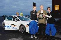 Sam Dejonghe en Denis Dupont zijn de laureaten van het TCR Benelux Stuurwiel