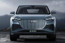 Geneva International Motor Show: Audi schuift elektrische Q4 naar voor
