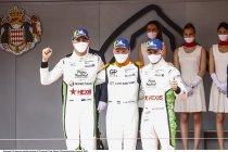 Monaco: Larry ten Voorde zonder problemen richting winst