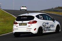 Ford Fiesta Sprint Cup: Jumbo Racedagen: Berry van Elk sluit openingsdag als snelste af