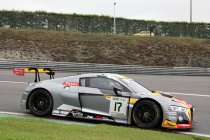 24H Spa: Jamie Green crasht met Team WRT Audi #17