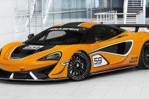 Twee McLaren 570S GT4's voor Las Moras Racing en Equipe Verschuur
