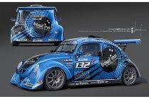 DDS Racing met nieuwe rijders en nieuwe kleuren op de #132