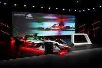 Audi stelt e-tron FE07 voor