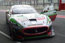 24H Dubai: Boutsen Ginion Racing Maserati GT Trofeo klaar om verscheept te worden