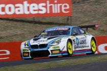 12H Bathurst: BMW aan de top na eerste testdag