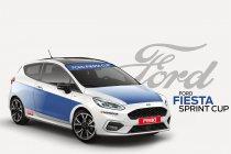 Dick van Elk organiseert Ford Fiesta Sprint Cup 2018