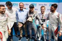 Zürich: Mitch Evans pakt allereerste pole – D'Ambrosio wederom op plek vier