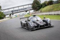 Ligier stelt nieuwe LM P3 wagen voor