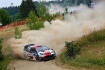 WRC: Rovanperä ontdoet zich van tegenstand