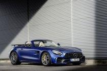 Geneva International Motor Show: Nu ook roadster-versie voor de AMG GT R