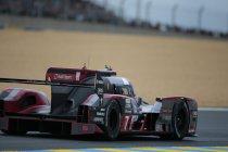 NEWSFLASH: Turbo problemen voor de Audi #7