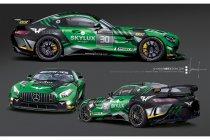 SRT start vol ambitie aan tweede GT4-seizoen op Europees niveau