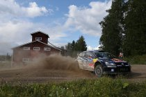 Rally van Finland: Waanzinnig spannend