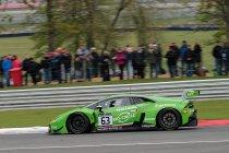Brands Hatch: Lamborghini wint kwalificatierace - Pech voor de Belgen