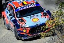 WRC Estland: Neuville out