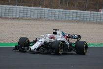 Kubica komt terug in actie tijdens eerste in-season test