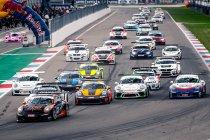 Gamma Racing Day: Daan Meijer voert Porsche armada aan