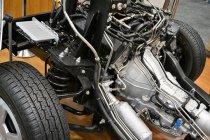 Auto-onderdelen voor de autosport