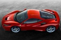 Ferrari komt met opvolger voor de F488 GTB