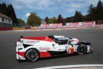 6H Spa: Alonso meteen snelste - Non-hybrids op vinkenslag