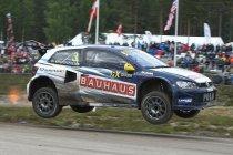 VW RX Sweden stopt in WK RX - 2 Polo's voor jong talent in EK RX