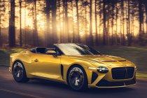 Genève: Bentley blaast het dak eraf met exclusieve Bacalar