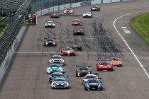 Rockingham: Zege voor FF Corse Ferrari van Rob Barff en Gary Eastwood