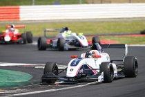 Silverstone: Pech blijft Max Defourny achtervolgen