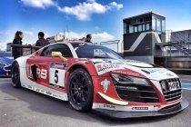 VLN 1: Phoenix Audi Vanthoor start op pole