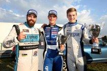 Luxembourg Trophy: Twee nieuwe overwinningen voor de VW Golf GTI TCR