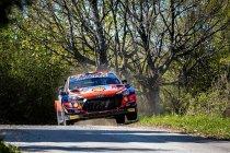 WRC: Neuville opent de jacht op leidende Toyota's