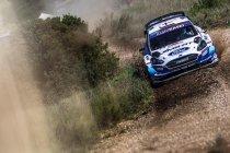 WRC: Greensmith enige vaste rijder bij M-Sport