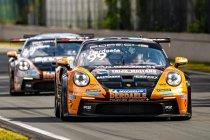 Belgium Racing houdt titelkansen gaaf na moeilijk weekend