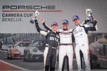 Zege en onterechte straf voor Belgium Racing