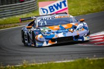 Assen: T3 Racing met derde Lamborghini voor Mirko Bortolotti