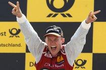 Jarige Mattias Ekström schenkt Audi na elf jaar zege op Norisring