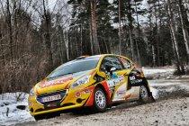 Rally van Letland: Voorbeschouwing Gino Bux - Eric Borguet